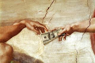 Divine money
