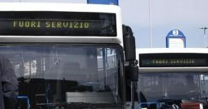 Autobus fuori servizio