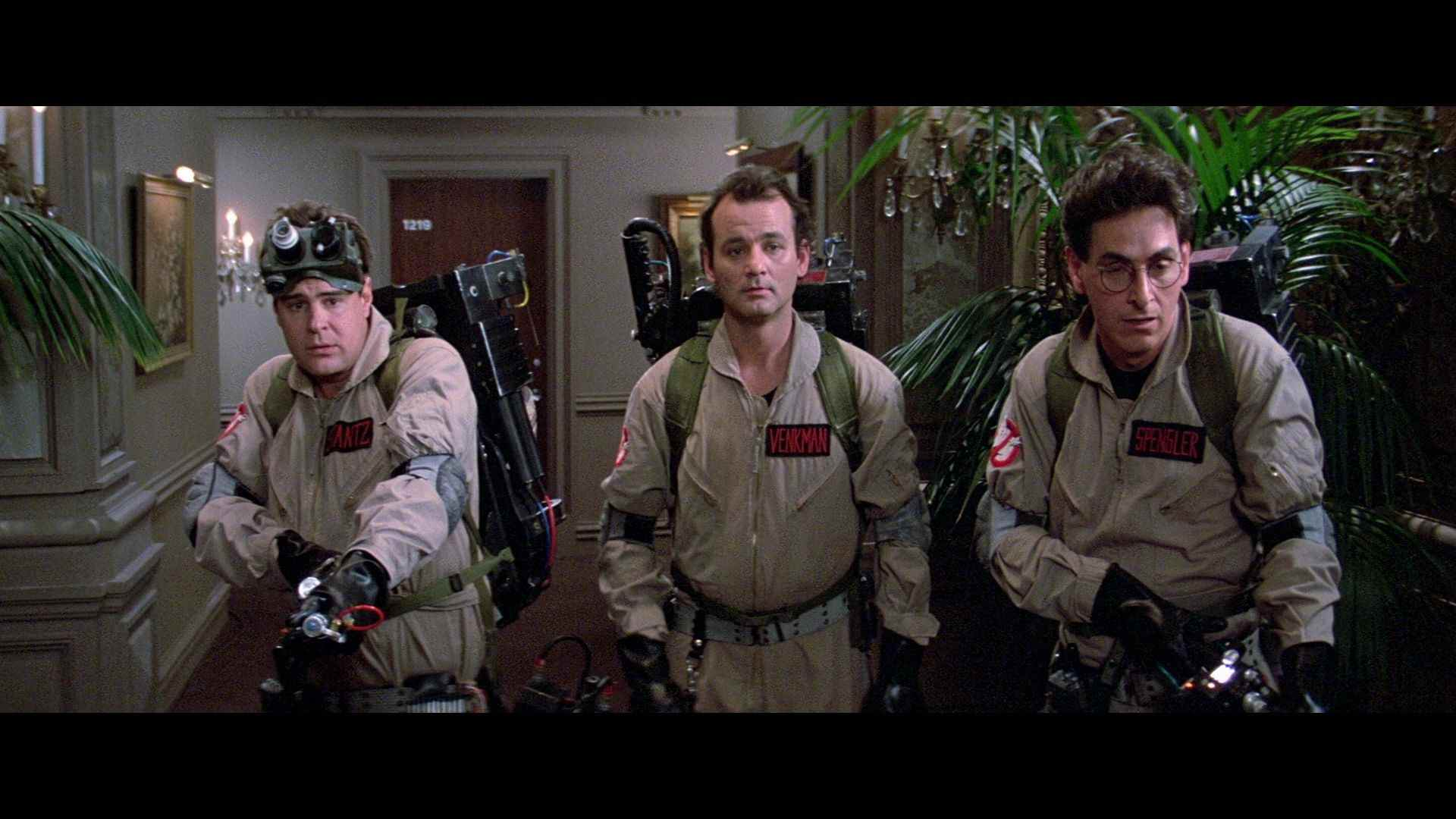 Ghostbusters Screencaps ghostbusters