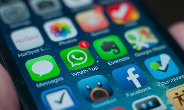 WhatsApp iPhone h partb