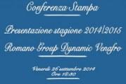 ROMANO GROUP DYNAMIC VENAFRO. PRESENTAZIONE.