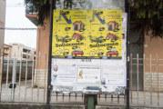Foto denuncia n° 2 :  A Venafro si può fare tutto anche offendere i defunti