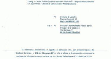 L'Assessore ai lavori pubblici Marco Valvona replica alla news diffusa da futuromolise