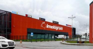 """Inaugurazione Centro Comm.le """"i Melograni"""""""