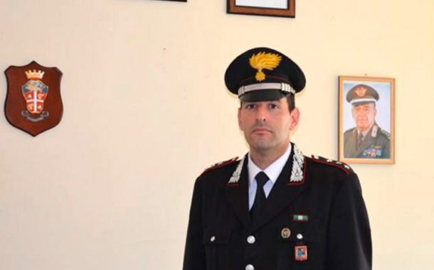 Venafro: Si è ufficialmente insediato il nuovo Comandante della Compagnia Carabinieri, Capitano Mario Giacona.
