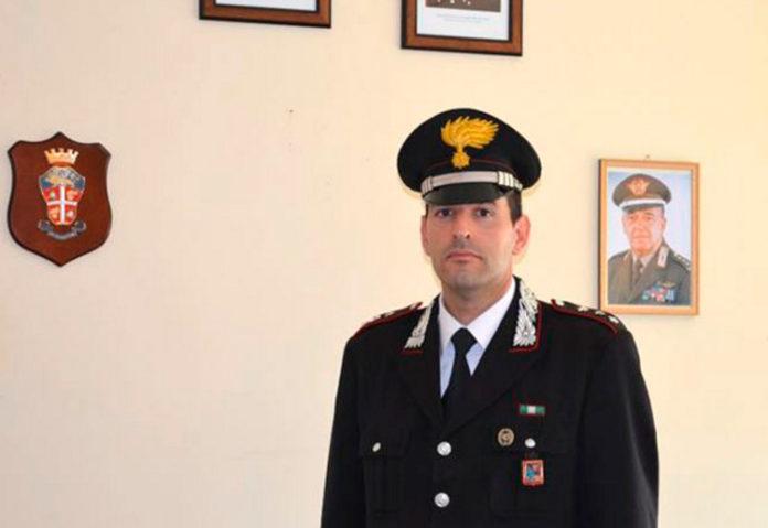 capitano carabinieri di venafro