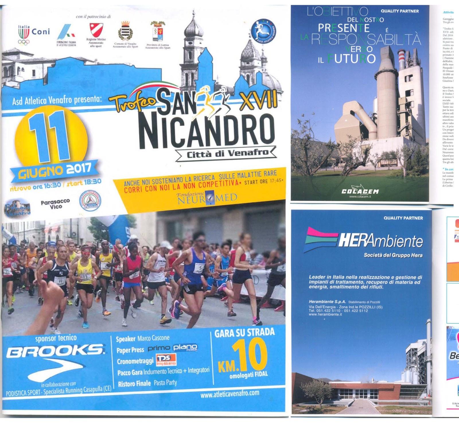 Photo of Trofeo San Nicandro 2017  11 Giugno 2017
