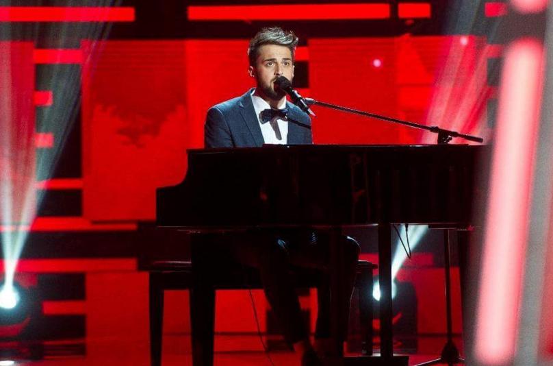 """Photo of Antonello Carozza, un molisano a 'The Voice' Russia: """"È l'occasione della vita"""""""