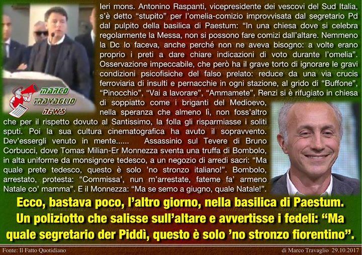 Photo of Commedie all'italiana  Editoriale di Marco Travaglio da Il Fatto Quotidiano   29…