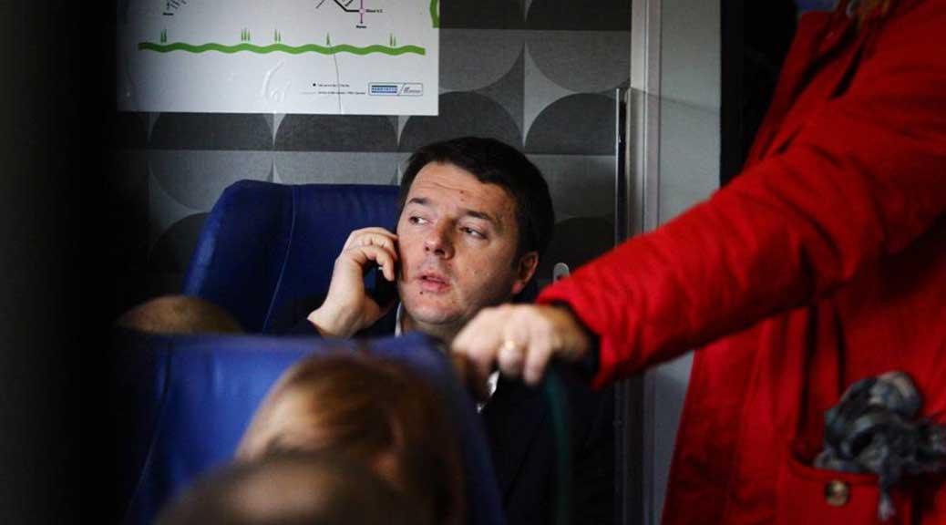 Photo of Il Pd è in rosso, ma il treno di Renzi costa 400mila euro