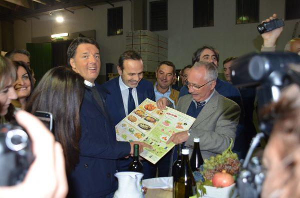 Photo of Salta la tappa di Renzi a Venafro, «l'ex premier è impegnato a Parigi» | PrimoPiano Molise