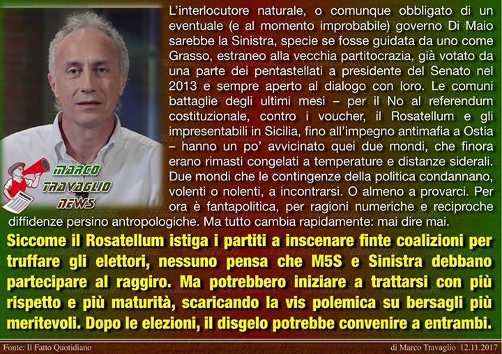 Photo of Condannati a provarci  Editoriale di Marco Travaglio da Il Fatto Quotidiano  12 …