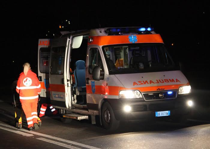 Photo of Frontale sulla SS 85, due feriti in ospedale