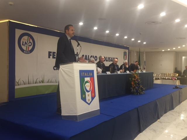 Photo of Il Governatore alla Festa del calcio molisano