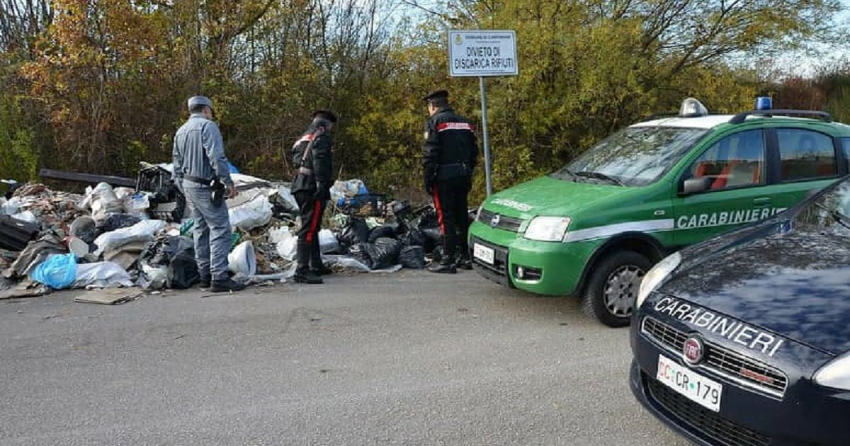 Photo of ISERNIA – Tutela dell'ambiente, sotto sequestro una discarica abusiva | Molise Network