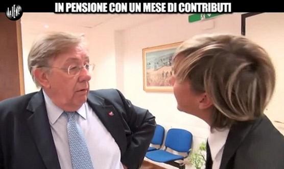 Photo of Legge 564/96:permette ai sindacalisti di andare in pensione con un solo mese di contributi.E noi paghiamo!VIDEO