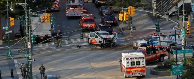 """Photo of New York, furgone su pista ciclabile: """"Otto morti e 15 feriti. Ha urlato Allah è grande"""". Fermato dalla polizia – Il Fatto Quotidiano"""