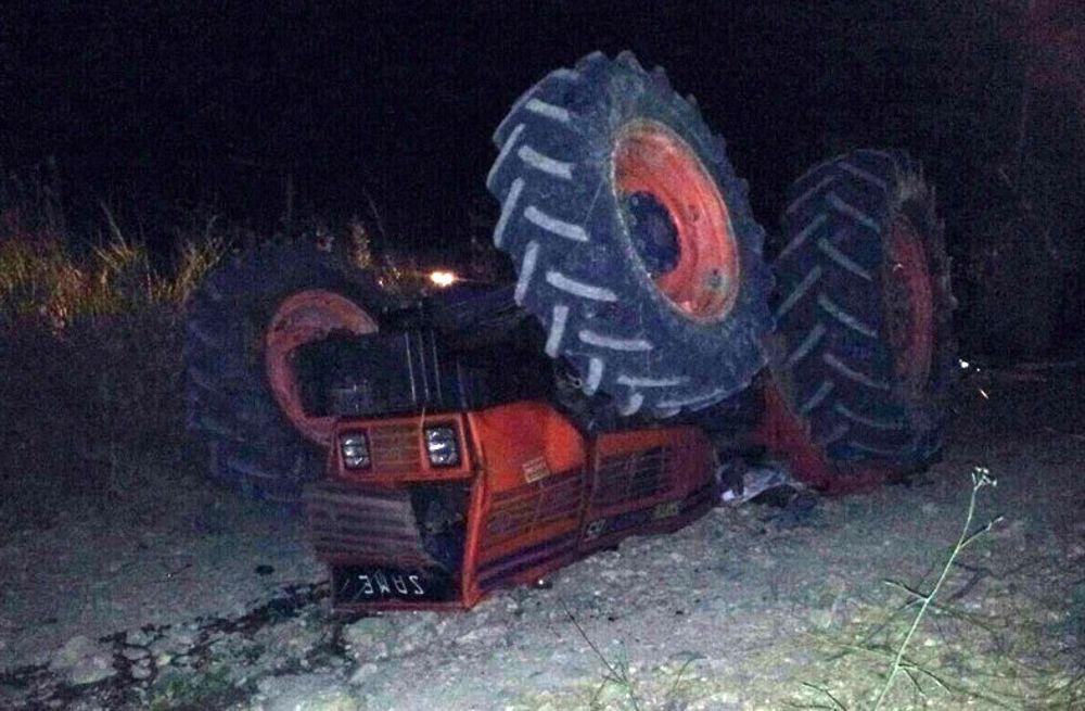 Photo of Si ribalta col trattore: muore giovane di 38 anni