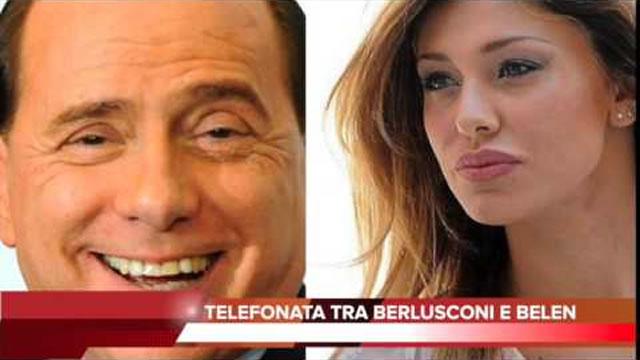 Photo of Telefonata tra Berlusconi e Belen resa pubblica – AUDIO E VIDEO