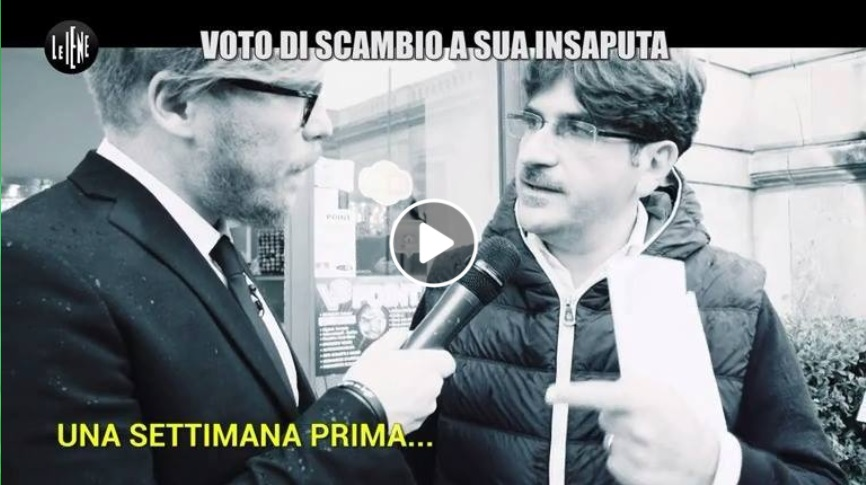 Photo of VIDEO | Incredibile reportage de Le Iene. In Sicilia, 50 euro a voto