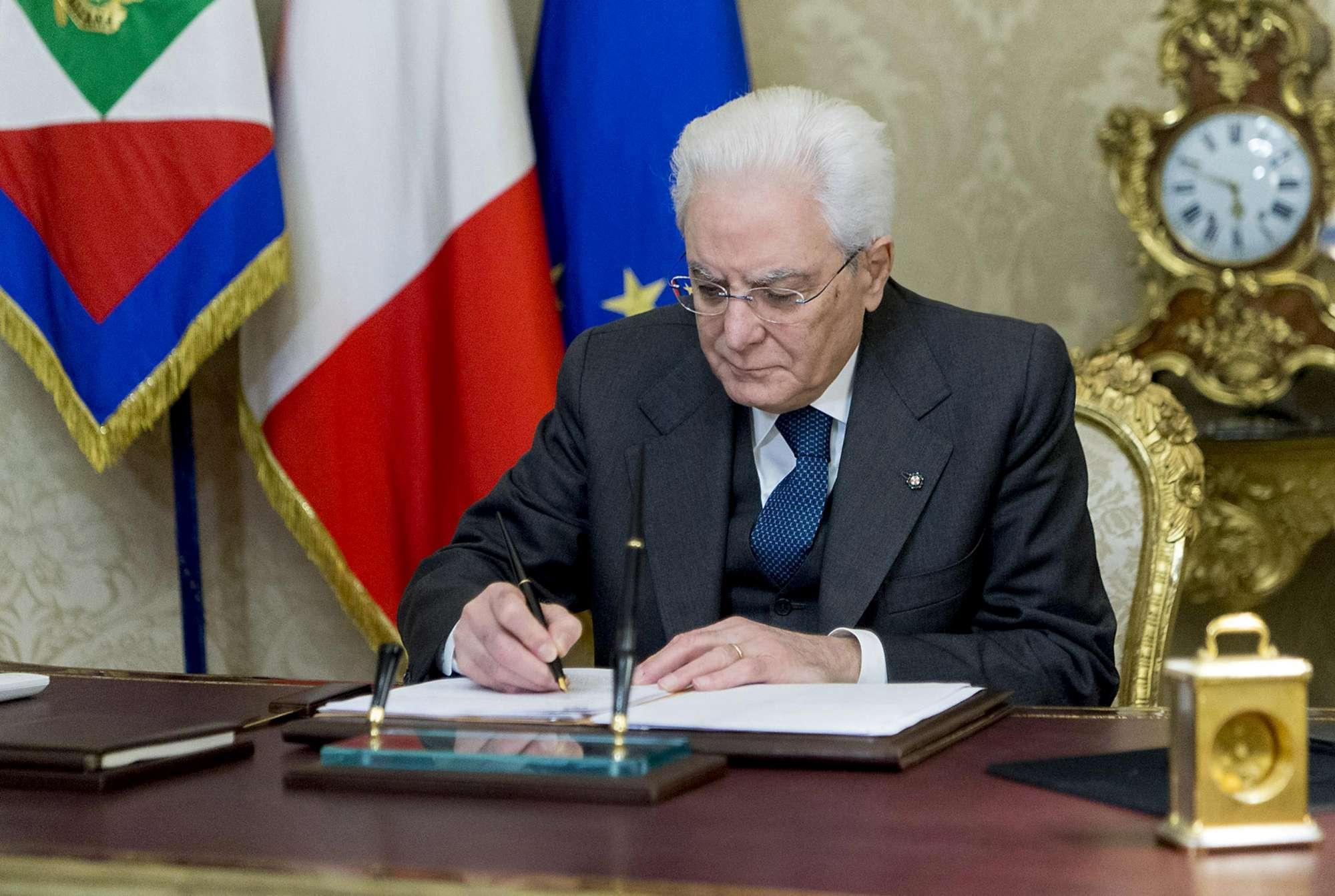Photo of Il Colle ha sciolto le Camere: tutti al voto il 4 marzo