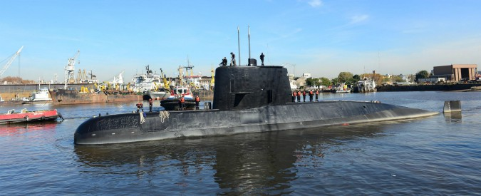 Photo of Argentina, svanisce ogni speranza di trovare vivi i 44 membri dell'equipaggio del sottomarino San Juan – Il Fatto Quotidiano