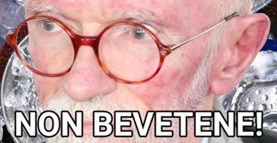 """Photo of """"FA VENIRE LA SINDROME METABOLICA"""": IL DR BERRINO SVELA LA BEVANDA CHE NON DOVETE BERE MAI!"""
