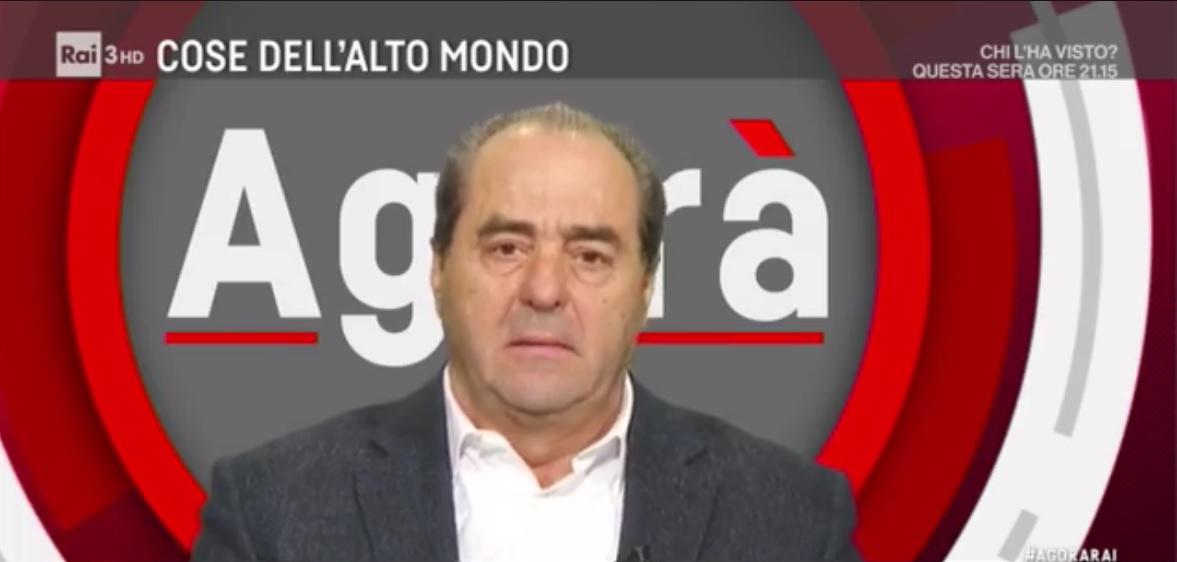 Photo of Gli ufo di Guglionesi protagonisti di 'Agorà' su RaiTre con ospite Di Pietro