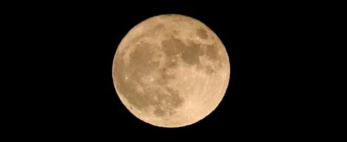 Photo of Il 3 dicembre è la notte della 'Superluna' piena, l'unica visibile del 2017