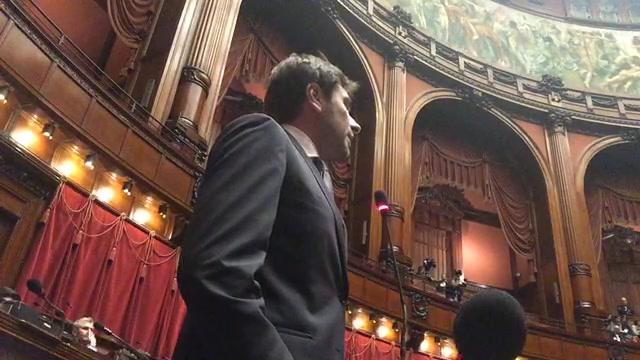 Photo of In diretta dalla Camera. Mi rivolgo al Presidente del Consiglio!