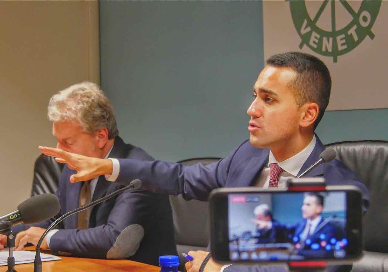 Photo of La lettera di Luigi Di Maio al direttore de Il Giornale Sallusti