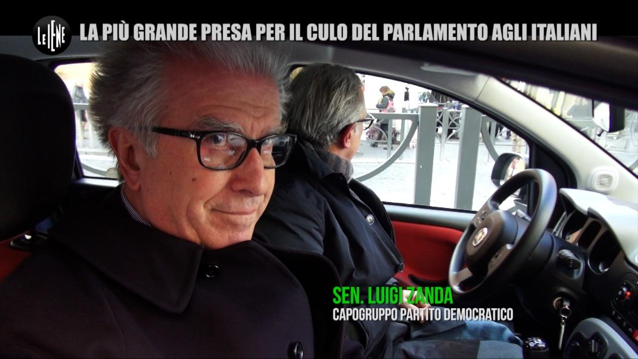 Photo of Le Iene: La più grande presa per il culo del Parlamento agli italiani – puntata del 17 dicembre 2017
