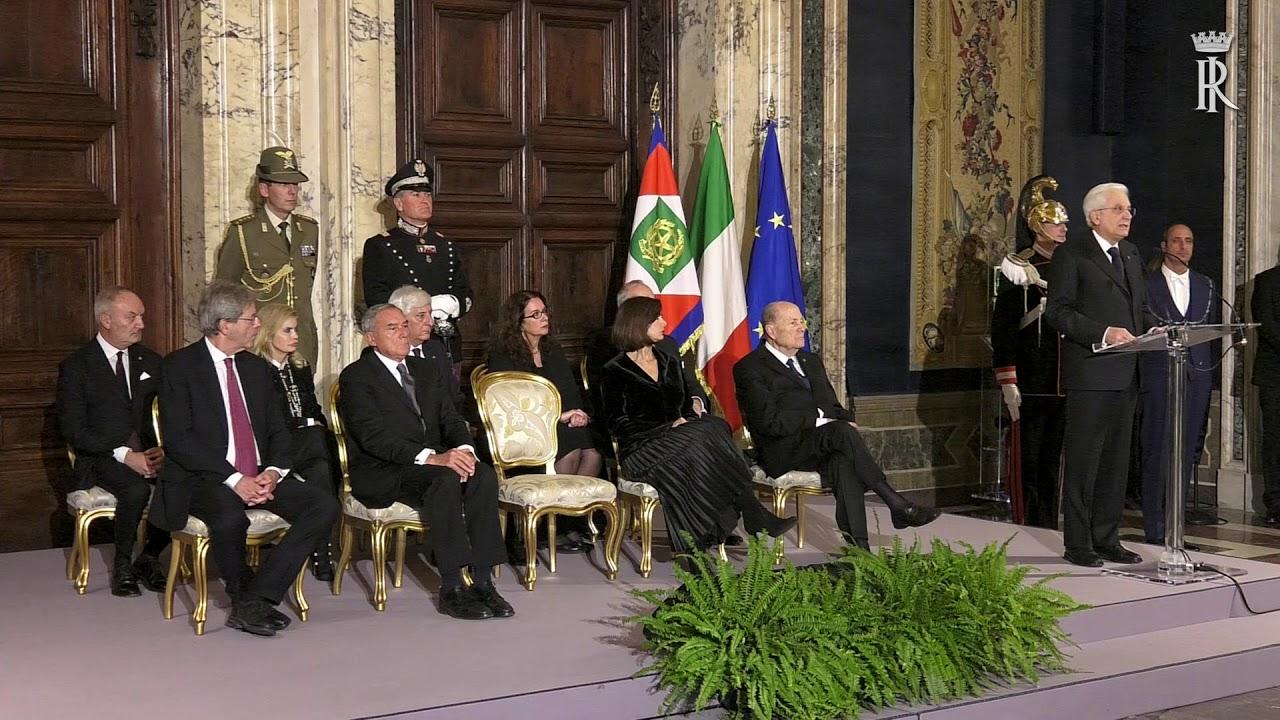 Photo of Mattarella: l'Italia è stata capace di uscire dalla crisi