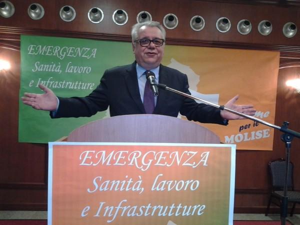 Photo of Nel centrodestra sarà un Natale di fuoco, Iorio: «Non accetto i veti di Aldo» | PrimoPiano Molise