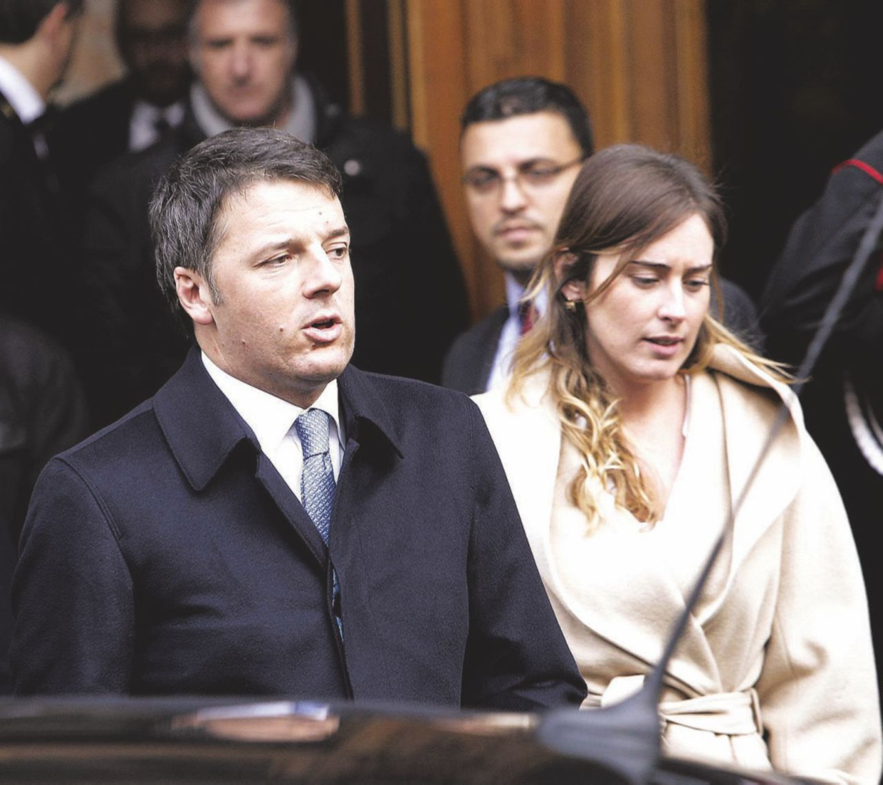 Photo of Ora Renzi spera che Boschi decida di non candidarsi