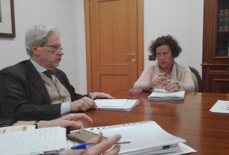 Photo of Patto per il Molise, l'incontro tra Frattura e il ministro De Vincenti: utilizzato già il 25 per cento delle risorse