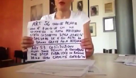 Photo of Ribellarsi e non pagare le tasse facendo appello alla costituzione è possibile,ma nessuno ne parla