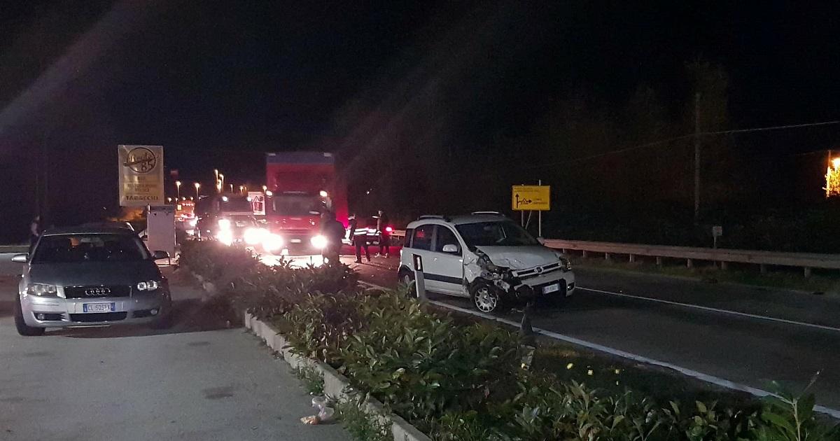 Photo of SESTO CAMPANO – Violento incidente sulla SS 85 | Molise Network