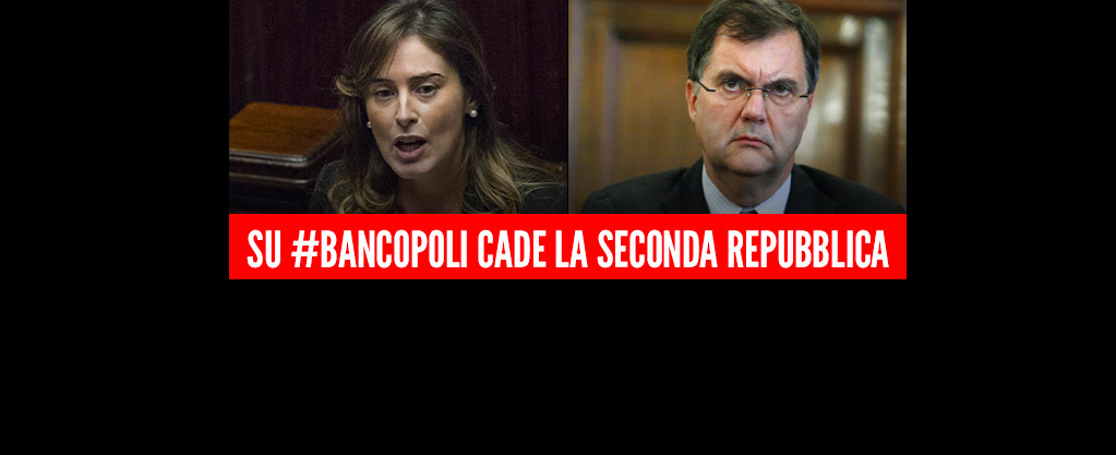 Photo of Su #Bancopoli cade la seconda Repubblica