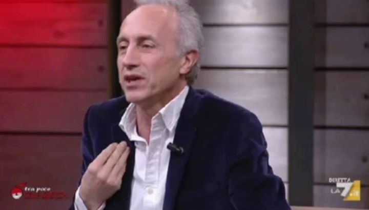 Photo of BERLUSCONI O DI MAIO?  La lapidaria risposta di Travaglio stasera a Di Martedì. …