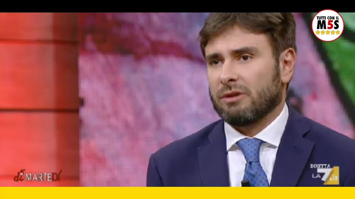 Photo of +++ DI BATTISTA IN DIRETTA +++  Alessandro Di Battista ora ospite di Giovanni Fl…