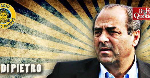 """Photo of Elezioni, Di Pietro: """"Voglio candidarmi nel mio Molise come indipendente"""" – Il Fatto Quotidiano"""