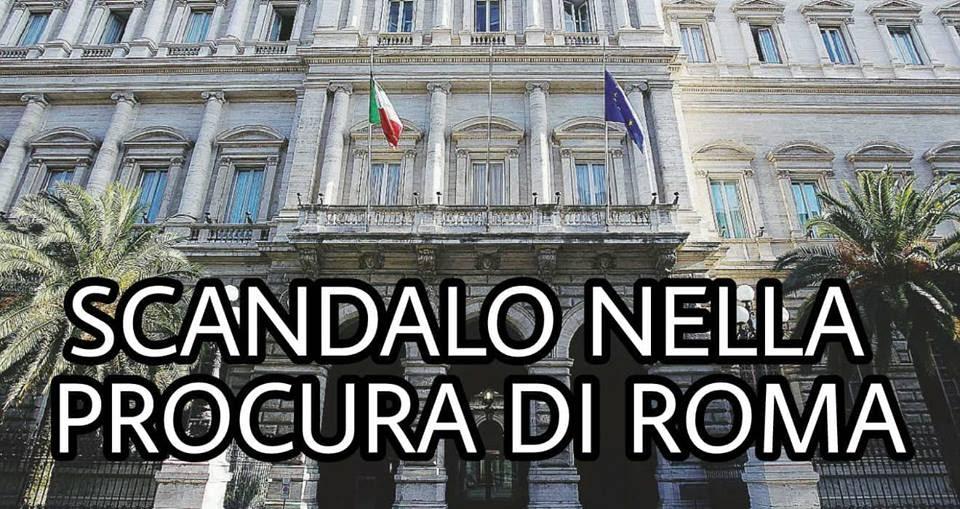 Photo of FATTO GRAVISSIMO A ROMA E' STATO ARCHIVIATO TUTTO… GUARDATE E DIFFONETE TUTTI COSA E' SUCCESSO VERGOGNOSO…