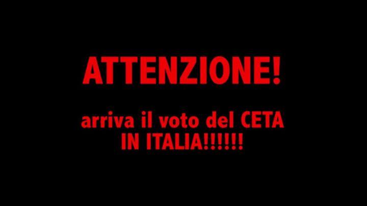 Photo of guardate questo videoL'ULTIMA TRUFFA DEL GOVERNO GENTILONI: IL #CETA!  La colleg…