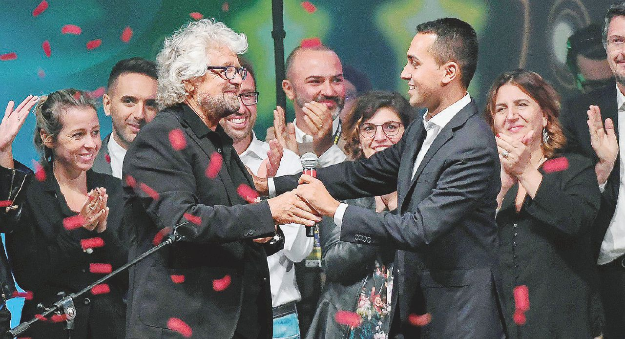 """Photo of Il edicola sul Fatto del 14 gennaio – Intervento esclusivo di Grillo: """"Non lascio i 5 Stelle"""" – Il Fatto Quotidiano"""