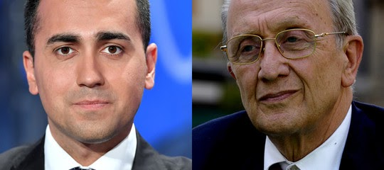 "Photo of La lettera commovente di Imposimato a Luigi Di Maio: ""Rappresenti la speranza di riscatto"""