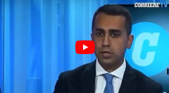 Photo of Luigi Di Maio (m5s) ospite di Corriere Live 16/01/2018 – MONDO NEWS