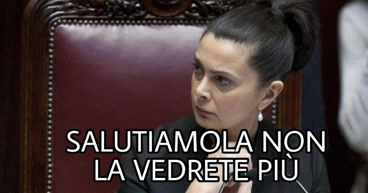 Photo of STREPITOSA NOTIZIA SALUTIAMO LA BOLDRINI ECCO COSA E' SUCCESSO!