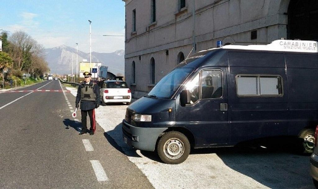 Photo of Guerra allo spaccio, giovane campano nella rete dei carabinieri
