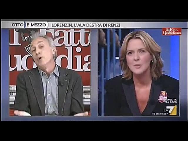 """Photo of """"Il fatto che lei parli di Spelacchio invece che dell'Insider trading di Renzi e…"""